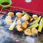 Còi Biên Mai nướng – món quà từ biển Phú Quốc